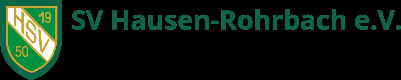 SV Hausen - Rohrbach e.V.